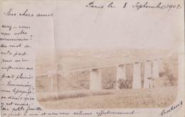 Souleuvre En Bocage (14) Viaduc De La Souleuvre - Pont De Chemin De Fer - Carte Photo - Autres Communes