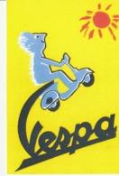 La VESPA - Riproduzione Da Originale - Publicité