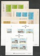 PORTUGAL - MNH - Europa-CEPT - Architecture - 1984 - 1990 - 1984