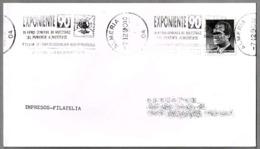 Rodillo EXPONIENTE 90 - Feria General Del Poniente Almeriense. Almeria, Andalucia, 1990 - 1931-Hoy: 2ª República - ... Juan Carlos I