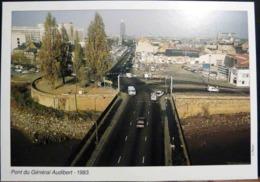 PONT DU GENERAL AUDIBERT 1983 LE TRAMWAY A CHANGE NANTES - Nantes