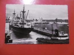 D 59 - Dunkerque - Le Port - Bateau Equateur Le Havre - Dunkerque