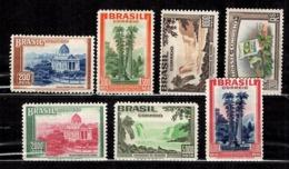 Brésil YT N° 336/342 Neufs *. B/TB. A Saisir! - Neufs