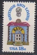 USA 1981 Savings And Loans 1v ** Mnh (45085B) - Ongebruikt