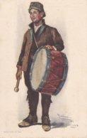 Portugal -bilhete Postal Ilustrado -costumes Portugueses Nºs 1 A 10 - Portugal