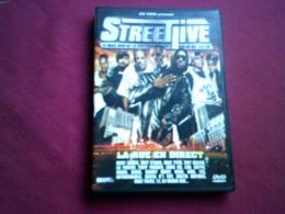 STREET LIVE  LA RUE EN DIRECT  LE MAG DVD DE LA CULTURE  / + 3 H30 D(IMAGES INEDITES - Concert & Music