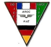 TGV AUTRES - T94 - DB-ICE - SNCF-TGV - AROC KdZ- Verso : FONIDUL - TGV
