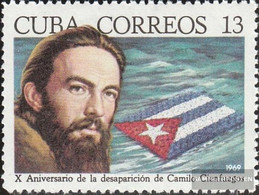 Cuba 1517 (complete Issue) Unmounted Mint / Never Hinged 1969 C. Cienfuegos - Cuba