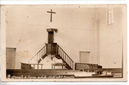 07 LAPRAS ARDECHE LAMASTRE CARTE PHOTO TEMPLE RELIGION - Francia