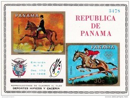Panama Hb Michel 101 - Panamá