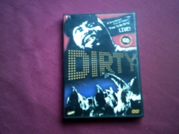 DIRTY   FREE TO BE DIRTY LIVE - Concert & Music