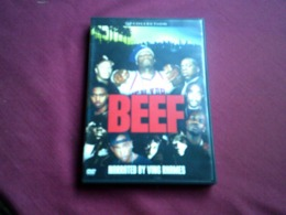 BEEF  NARRATED BY VING RHAMES - Concert & Music