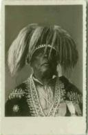 AFRICA - ERITREA - ETHNIC - OLD VILLAGE CHIEF - OLD PHOTO 1910s (BG5116) - Africa