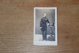Cdv Militaire Second Empire Napoléon III  Le Docteur Militaire  Kross  Medailles Par Vernier à Belfort - Oorlog, Militair