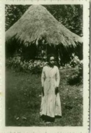 AFRICA - ERITREA - ETHNIC - YOUNG GIRL - OLD PHOTO 1910s (BG5093) - Africa