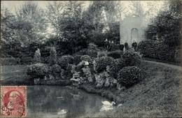 Cp Vilvorde Flämisch Brabant, Un Coin Du Parc, Parkanlage, Teich, Kinder - Belgien