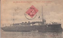 """Marine Militaire Française """" Foudre """" Porte Torpilleurs - Warships"""