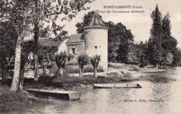 S3098 Cpa 39 Port Lesney - Tour De L'ancienne Abbaye - Autres Communes