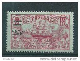 Nouvelle-Calédonie Et Dépendances:timbre Poste  Y & T N°128 ** - Nieuw-Caledonië