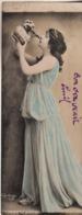 BEAUREGARD  - Carte Marque Page - Artistes