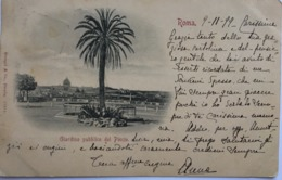 V 10395 - Il Giardino Pubblico Del Pincio - Roma - Parks & Gardens