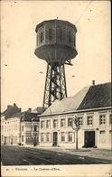Cp Vilvorde Flämisch Brabant, Le Château D'Eau, Wasserturm - Water Towers & Wind Turbines