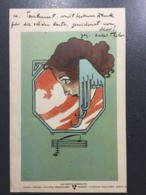 Art Nouveau - Philipp & Kramer III/4 - Koloman Moser - Wiener Secession Style - Illustratori & Fotografie