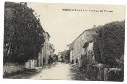 24-RAZAC-D'EYMET-Avenue Du Touron...1931  Animé - Autres Communes