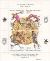 Argentina Hb 49 - Verano 1992: Barcelona