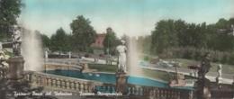Italie - Torino - Turin - Panoramique - Parco Del Valentino - Fontana Monumentale - Automobiles - - Parcs & Jardins
