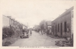 NOYANT LA GRAVOYERE - Le Village De Misengrain - Otros Municipios