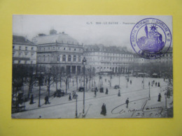 LE HAVRE. La Place Gambetta. - Le Havre