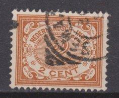 Nederlands Indie Dutch Indies 42 CANCEL SEMARANG Cijfer 1902 ; NETHERLANDS INDIES PER PIECE - Niederländisch-Indien