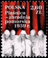 Poland 2019 Fi 5013 Mi 5163 Piaśnica - Pomeranian Crime 1939 - 1944-.... República