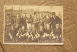 Aalst Erembodegem  1944 Zeldzame Foto Voetbalploeg  Wilskracht ?? - Documents Historiques