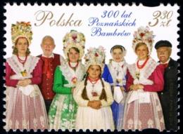 Poland 2019 Fi 5015 Mi 5165 300 Years Of Poznań Bambers - Nuevos