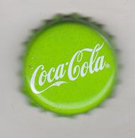 Romania Coca Cola Cap - Green - Soda
