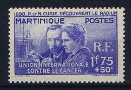 Martinique: Yv Nr 167 MH/* - Martinique (1886-1947)