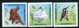 BELARUS 1994 Endangered Birds  MNH / **.  Michel 69-71 - Bielorussia