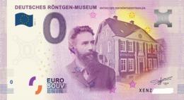 Billet 0 Euro ALLEMAND RONTGEN MUSEUM 2017.1 - Specimen