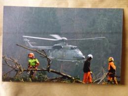 SWISS AIR FORCE  SUPER PUMA   T-32? - Hubschrauber