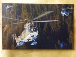 SWISS AIR FORCE  COUGAR   AS532UL - Hélicoptères