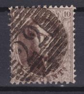 N° 14  A :  22 BRAINE LE COMTE  COBA +12.00 - 1863-1864 Medallions (13/16)