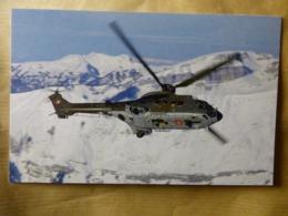 SWISS AIR FORCE  COUGAR   AS 532  T-340 - Hubschrauber