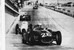 Grand Prix De Monaco  -  Alberto Ascari  -  Lancia D24   -  Carte Postale Modern - Grand Prix / F1