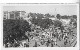 Maroc - TANGER - La Place Du Grand Socco - Carte Animée - Carte Photo - Voir Scan - Recto,Verso - C P A - Vierge - - Tanger