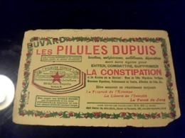 Buvard Les Pilules Dupuis Purgatives Anti Bileuses Dépuratives - Buvards, Protège-cahiers Illustrés