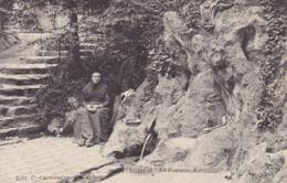 Tiegem, Tieghem, La Fontaine Miraculeuse (pk62577) - Anzegem