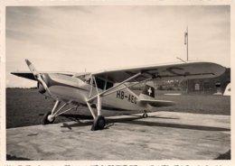 Aviation - Avion Fairchild - Lausanne-Blécherette - 1947 - Rare - 1946-....: Era Moderna