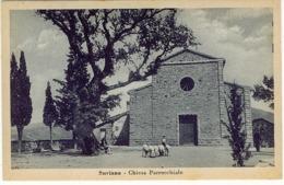 BOLOGNA SUVIANA CHIESA PARROCCHIALE - Bologna
